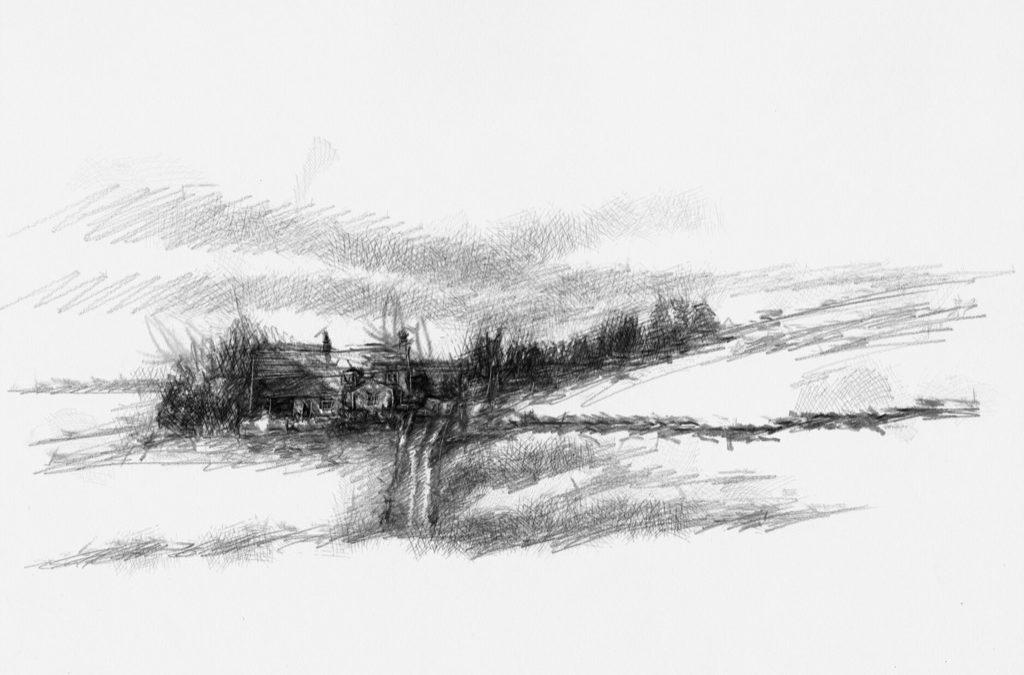 Pennine farm